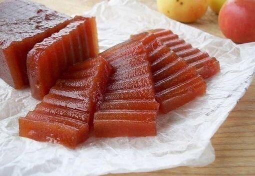Рецепт домашнего мармелада из яблок