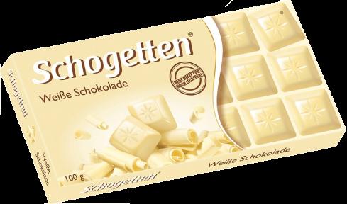 Шоколад Schogetten 100 гр. белый