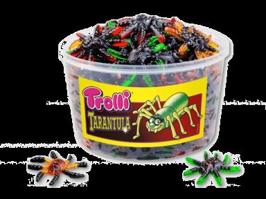 Жевательные конфеты Trolli Тарантул, 975 гр.