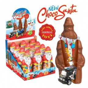 Шоколадная фигурка Happy Santa