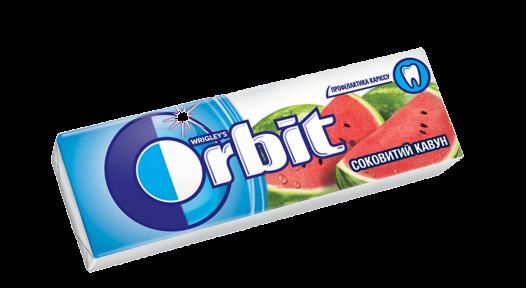 Жевательная резинка Orbit