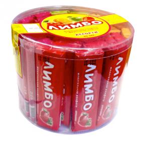 Жевательная конфета Лимбо ассорти 25 гр.
