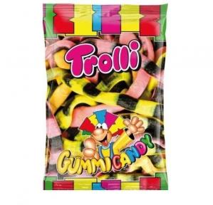 Жевательные конфеты Trolli Удав (пакет), 1000 гр.