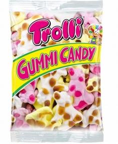 Жевательные конфеты Trolli Молочная коровка (пакет), 1000 гр.