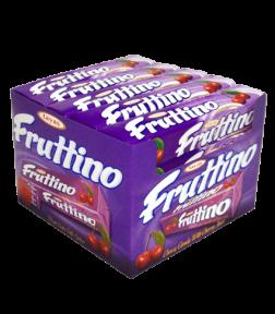 Жевательная конфета FRUTTINO вишня 47 гр.