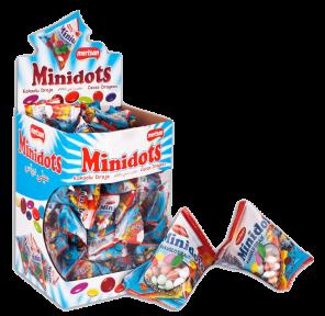 Шоколадное драже Minidots