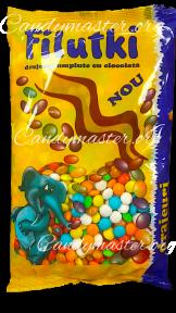 Шоколадное драже Fulutka 1000 гр.