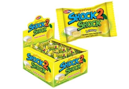 Жевательная резинка Шок-шок