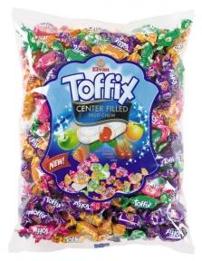 Жевательная конфета TOFFIX MIX 1000 гр.