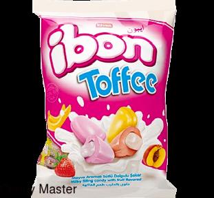Жевательная конфета IBON TOFFEE MIX 1000 гр.