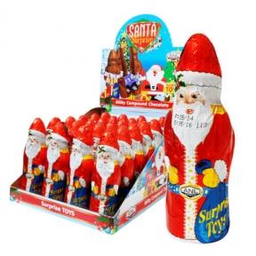 Шоколадная фигурка Santa Surprise